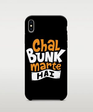 Chal Bunk Marte Mobile case