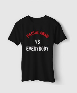 Faisalabad VS Everybody Tee