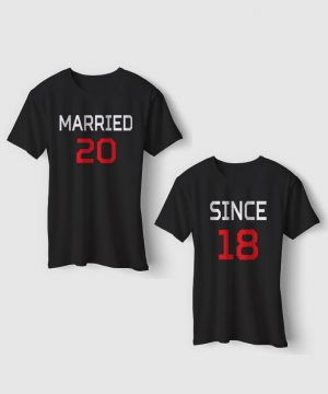 Married Since Tees