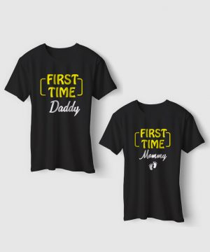 Mommy Daddy Tees
