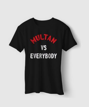 Multan VS Everybody Tee
