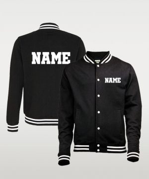 Customized Name Varsity Jacket