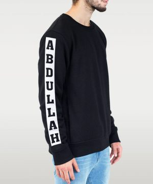 Customized Arm Sweatshirt