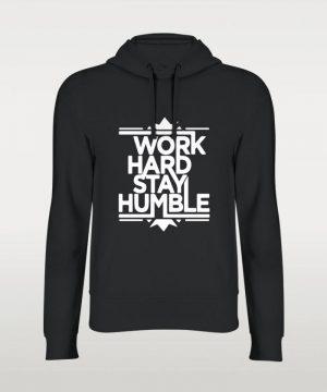 Work Hard Hoodie